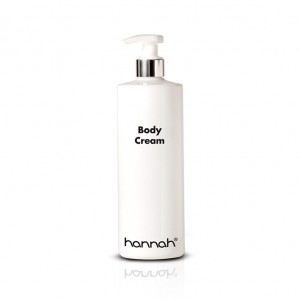 hannah body cream - Skinics webshop
