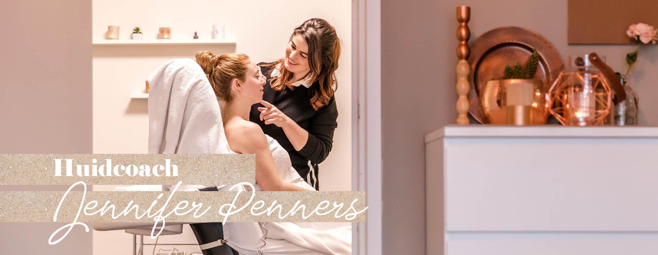 Schoonheidsspecialiste Echt - Jennifer Penners - Skinics