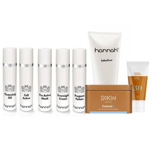 Acne productenpakket compleet - Skinics webshop - hannah producten