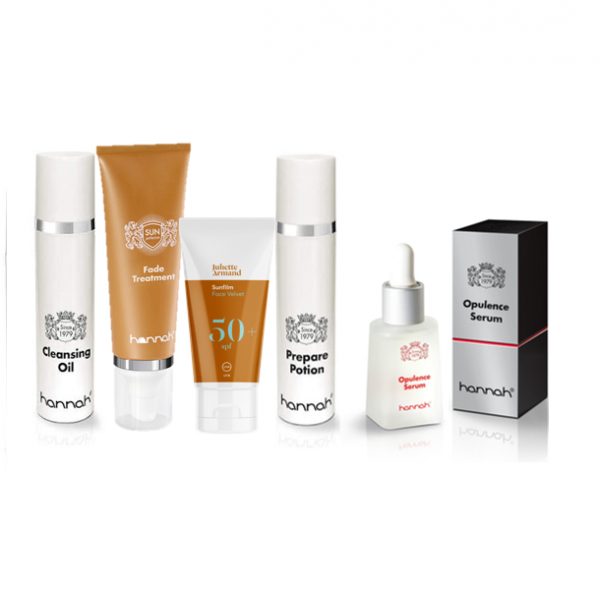 Pigment productenpakket - Skinics webshop - hannah producten