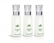 hannah huidverzorgingsset - hannah natural beauty set - Skinics Webshop